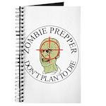 Zombie Prepper Journal
