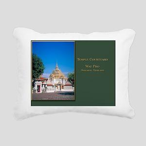 calendar_atwat044 copy Rectangular Canvas Pillow