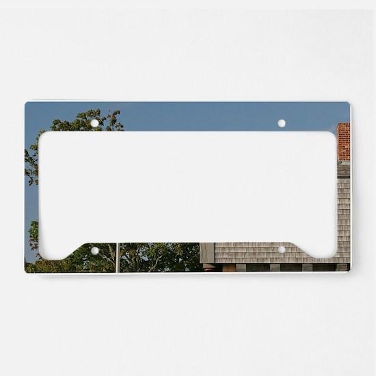 St Andrews. St. Andrews Block License Plate Holder