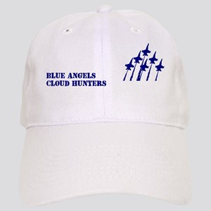 cloud hunters blue Cap