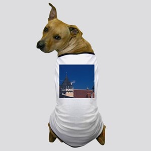 Europe, Prague, castle on hill Dog T-Shirt