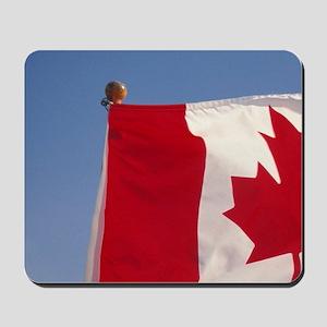 Flag of Canada Mousepad