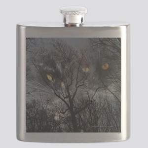 Enchanted forest Flask