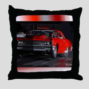 carSeptemberNights Throw Pillow