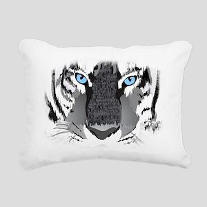 tiger copy Rectangular Canvas Pillow