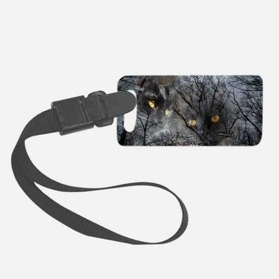 Enchanted forest Luggage Tag