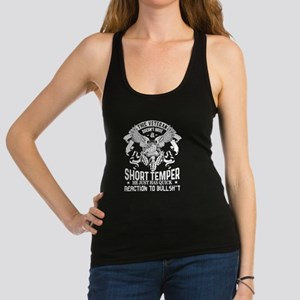 This Veteran Doesn't Have A Short Temper Tank Top