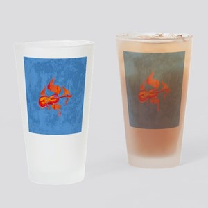 ornViolaHot Drinking Glass