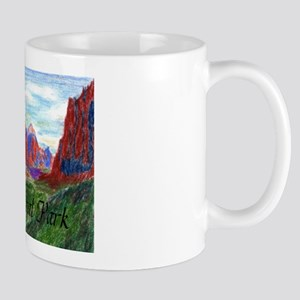 Zion: Down Canyon Mug