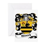 Wunsch Coat of Arms Greeting Cards (Pk of 10)