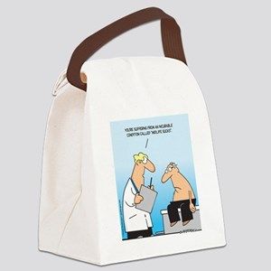 Midlife Sucks! Canvas Lunch Bag