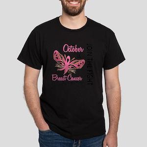 - Breast Cancer Awareness Month Dark T-Shirt