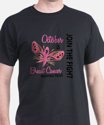 - Breast Cancer Awareness Month T-Shirt