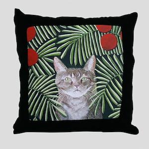Mouse DreamCat Throw Pillow