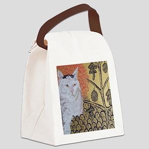 Mouse KlimptCat Canvas Lunch Bag