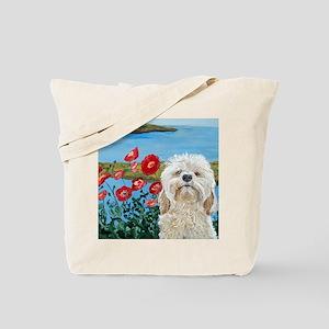 MouseLite Labradoodle Tote Bag