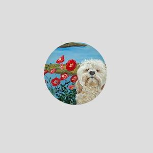 MouseLite Labradoodle Mini Button