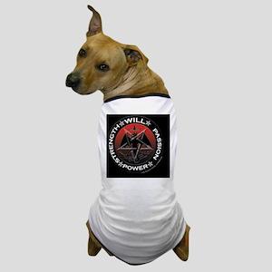 BloodfireLogoJournal Dog T-Shirt