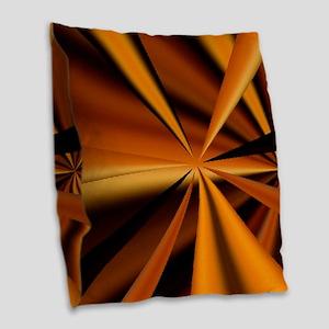 goldspikes Burlap Throw Pillow