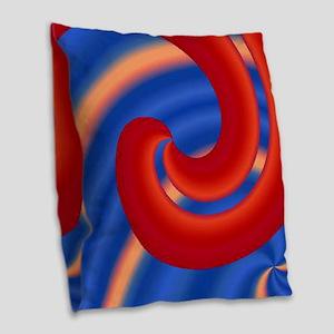 redhook Burlap Throw Pillow