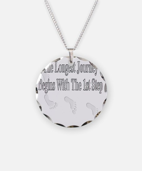 The 1st step Necklace