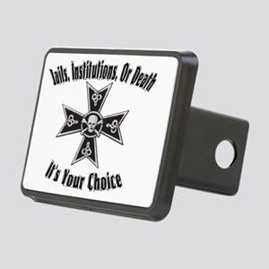 Jails, Institutions or Dea Rectangular Hitch Cover
