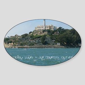 IMG_0156text Sticker (Oval)