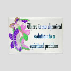 Spiritual Problem Rectangle Magnet