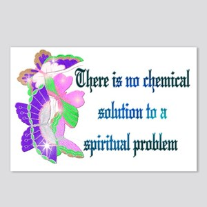 Spiritual Problem Postcards (Package of 8)