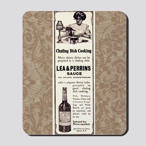 Lea and Perrins Sauce Mousepad