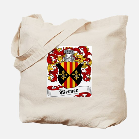 Werner Coat of Arms Tote Bag