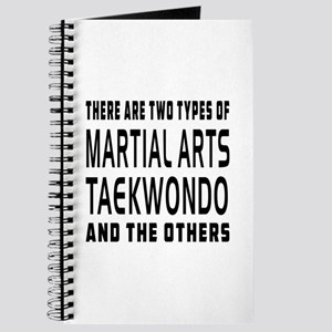 Taekwondo Designs Journal