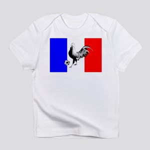 French Football Flag Infant T-Shirt