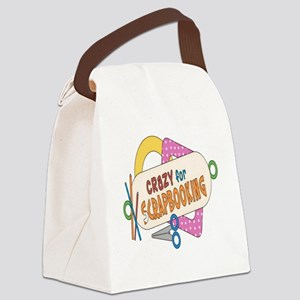 2011 October Canvas Lunch Bag