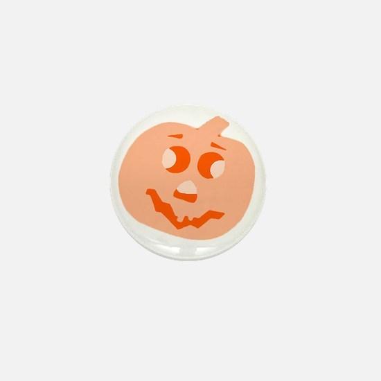 Pumpkin Mini Button