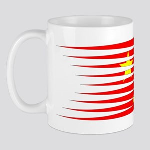 BoxingDesign CHINA White Mug