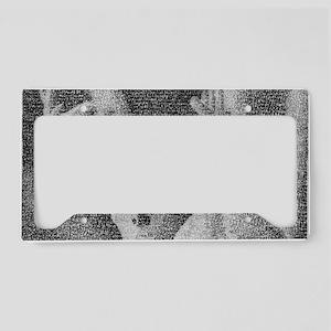 8deer-ns License Plate Holder