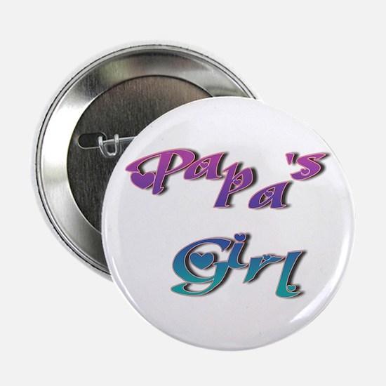 Papa's Girl Button