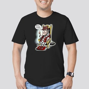 Bear315 Men's Fitted T-Shirt (dark)