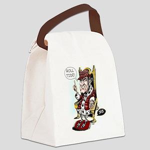 Bear315 Canvas Lunch Bag