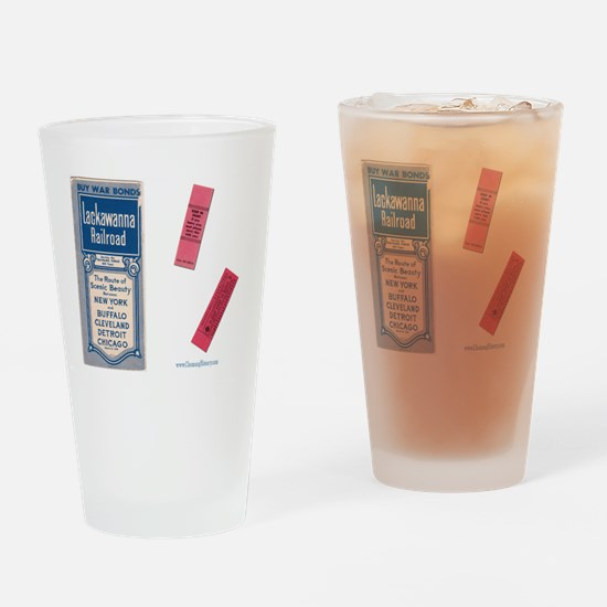 lackacover Drinking Glass