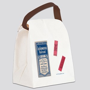 lackacover Canvas Lunch Bag
