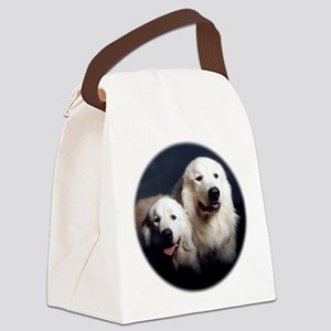 artscafe_plate Canvas Lunch Bag