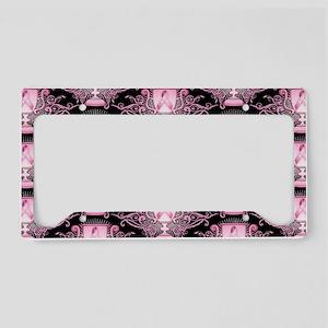 BCSurvTrophyPBBeBag License Plate Holder