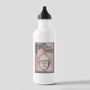 bernie-fight-LG Stainless Water Bottle 1.0L