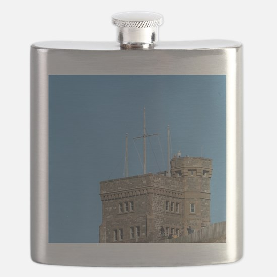 St. John's. Signal Hill and Cabot Tower Hist Flask