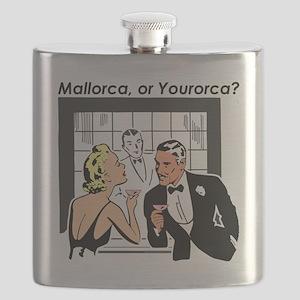 mallorca-bow Flask