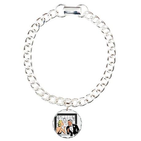 mallorca-wod Charm Bracelet, One Charm