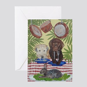 8x10 FoodEats Greeting Card