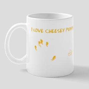 Cheesy Puffs Mug